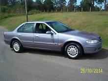 FORD FAIRMONT EL VERY LOW 73321 KM LOVELY CONDITION LONG REGO RWC Bethania Logan Area Preview