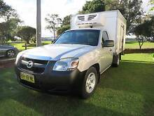 2008 Mazda BT-50 FREEZER TURBO DIESEL  -    SERVICE HISTORY Mascot Rockdale Area Preview