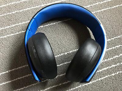 Sony CECHYA-0083 Wireless-Stereo Headset 2.0 für PS3 PS4 segunda mano  Embacar hacia Argentina