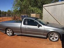 FORD BA 2003 FALCON 5 SPEED MANUAL TURBO UTE Derby West Kimberley Preview