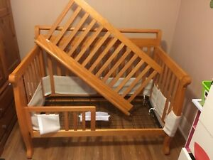 Baby crib / toddler bed. Make your best offer need gone
