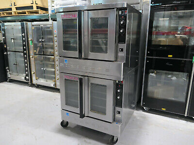 2013 Blodgett Zephaire-200-g Natural Gas Full Size Bakery Depth Convection Oven