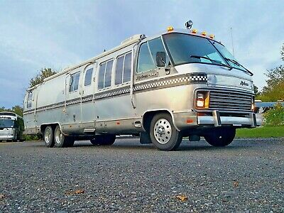 Airstream 345 Wohnmobil California Car