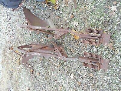 Farmall Ih Cub Tractor 2 Way Plow Ihc Good Plows Ready To Use Very Rare