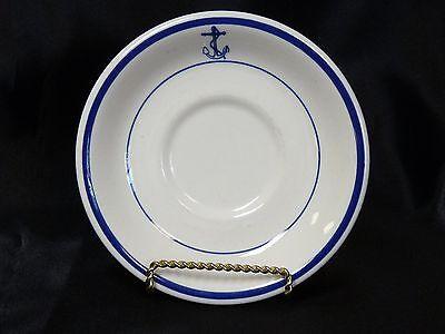US Navy Mess Wardroom Officer Saucer 6  Buffalo/Oneida China & Buffalo China u0026 Dinnerware Pottery u0026 China Pottery u0026 Glass for ...