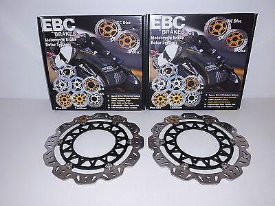 EBC Bremsscheiben Bremse vorne Yamaha YZF-R1 1000 RN19 RN22 Bj.2007-2014
