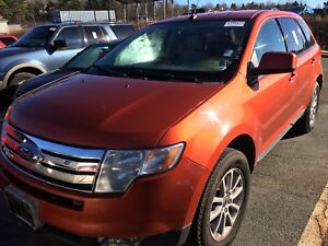 2007 Ford edge in house financing everyone approved