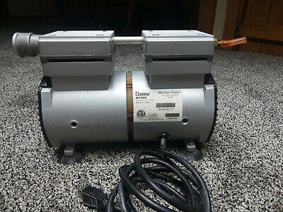 Dentsply Neytech Maxvac Vacuum Pump Goa0342211 Dental Lab Equipment