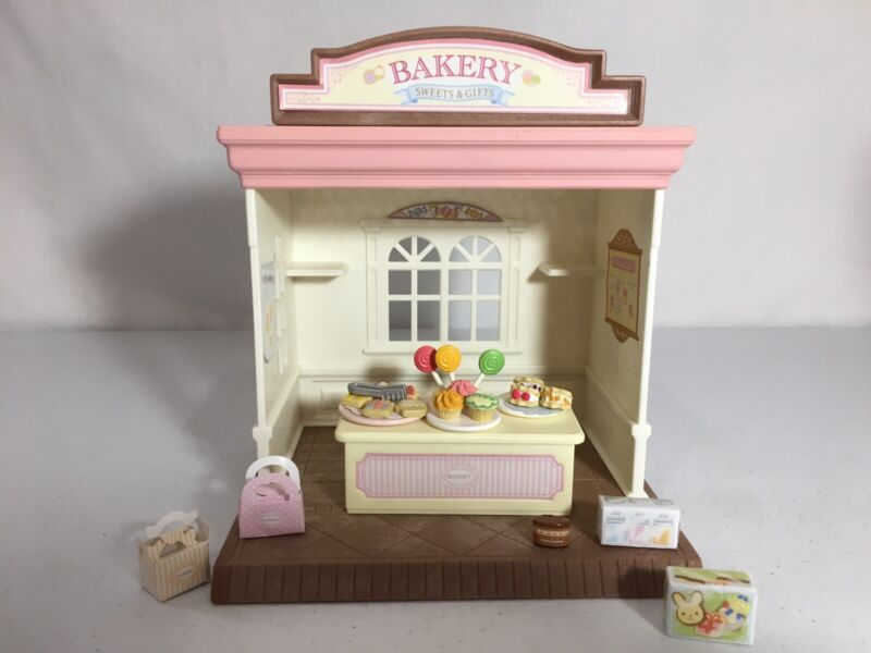 Calico critters/sylvanian families Sweets Store Bakery