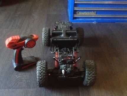 Hb-1001 toy grade RC4WD Rock crawler 2.4ghz