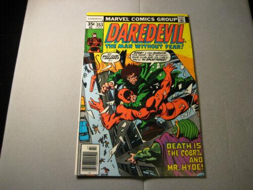 Daredevil #153  (1978, Marvel Comics)
