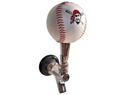 Pittburgh Pirates Licensed Baseball Beer Tap Handle