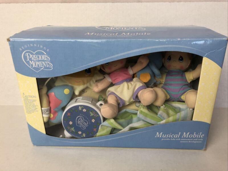 Precious Moments Musical Mobile Baby Nursery Crib 2007