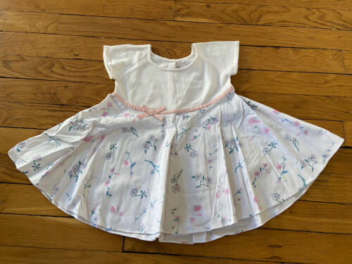 Robe baby dior fille 18 mois