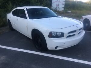 Parting Out 2007 Dodge Charger Interceptor All Parts Must Go!!