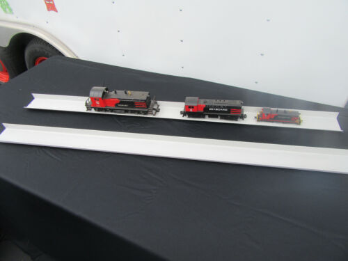 Display Shelves for Train and Collectables - set of 2