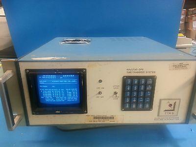 Allen Osborne Associates Navstar Gps Time Transfer System Ttr-5