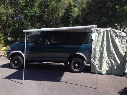 Mitsubishi Delica Exceed Space Gear Chamonix 4x4 Campervan. Bonogin Gold Coast South Preview