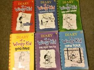 Diary of a Whimpy Kid Paralowie Salisbury Area Preview