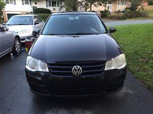 2008 VW Golf, low Kms.