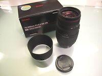 Sigma 70 -300mm F 4-5.6 Dg Os Sld Built In Motor Drive Nikon Mount - sigma - ebay.it