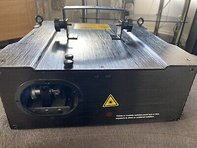 laserworld cs1000 RGB Professional Laser Mk1