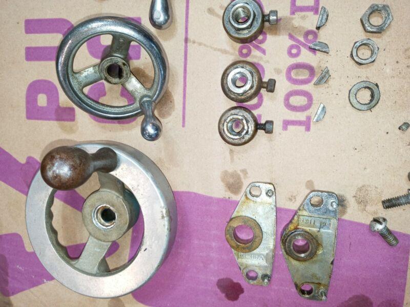 Atlas Horizonal Milling Machine Parts lot