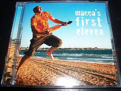 Ian Macnamara Macca's First Eleven CD - New
