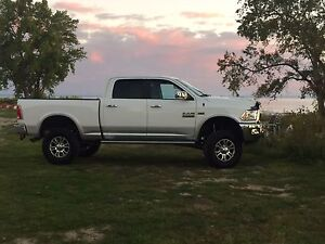 2015 lifted Ram 2500 hd
