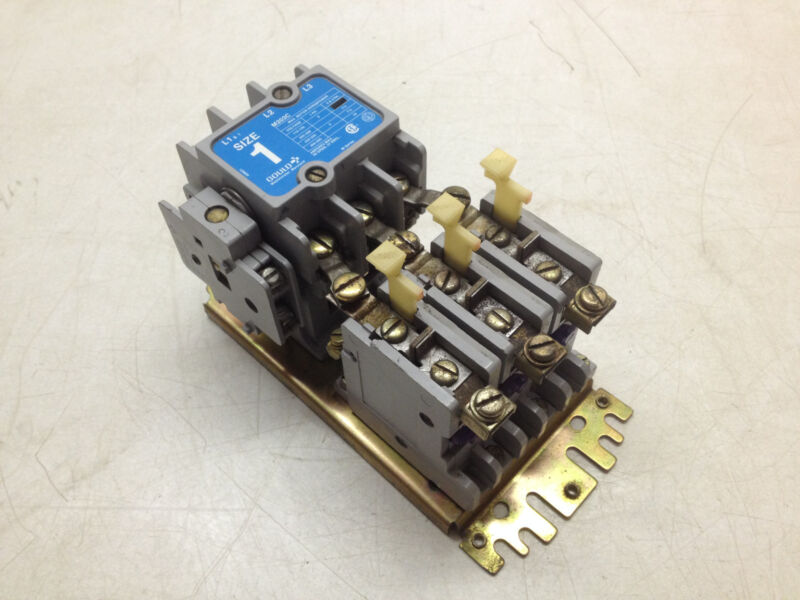 Gould M203C Starter Size 1 Contactor