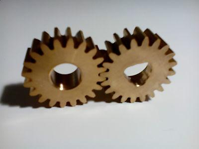 Ice cream gears standard for Carpigiani machine