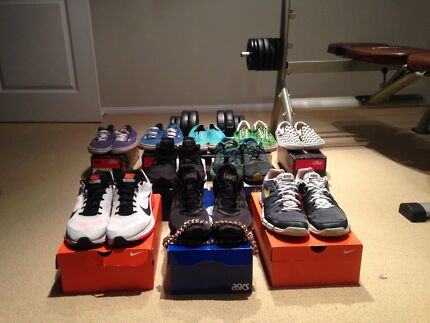 SELLING SHOE COLLECTION!! Need urgent funds for surgery