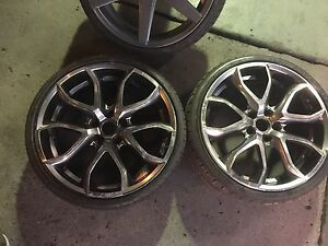 2x Holden Rims 20' Strathmore Heights Moonee Valley Preview
