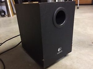Logitech LS21 subwoofer only in working condition Narre Warren South Casey Area Preview