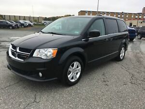Dodge Grand Caravan Crew Plus CUIR, NAV