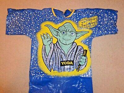 Vintage 1980 Ben Cooper Star Wars YODA Halloween Costume Sz Medium 8-10 No Mask