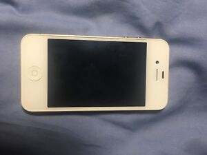 iPhone 4S White 16GB Telus