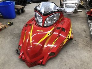 Parting out Arctic Cat F7