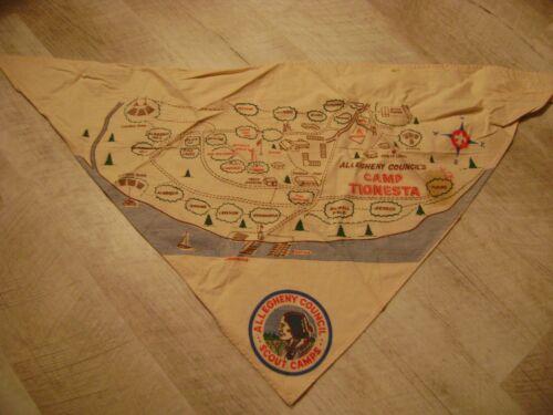 Camp Tionesta Allegheny Council Neckerchief