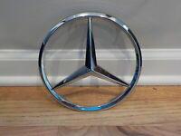GENUINE Radiator Grill Emblem Star Badge Mercedes SL R ML GL CL Class 2518880086