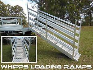 Sheep Livestock Ramp 2.5 metres long x 450mm wide Aluminium Telegraph Point Port Macquarie City Preview