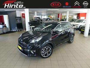 Kia Sportage 1.6T AWD AT GT-Line Tech Leder FL MY19