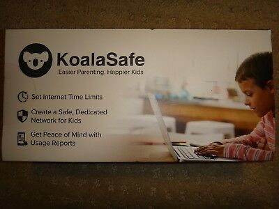 KoalaSafe Parental Control WiFi Access Point White