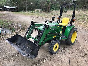 Tractor John Deere 3036e Carabooda Wanneroo Area Preview