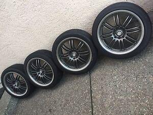 4x100&114.3 aftermarket wheels
