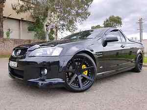 2009 HOLDEN VE SSV UTE CAMMED LUMPY WORKED MOTER LOW KS ONLY DONE Bankstown Bankstown Area Preview