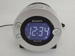 Sony Dream Machine ICF-C7iP Dual Alarm Clock AM FM Radio iPod iPhone Dock Tested