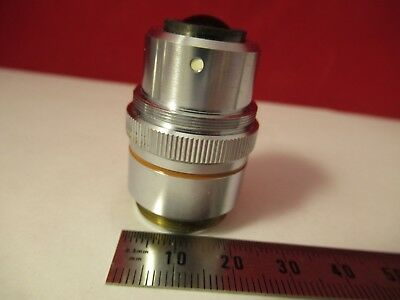 Zygo Objective Interferometer Nice Microscope Optics As Pictured Ft-2-85