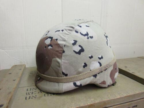 U.S. PASGT M-3 / BALLISTIC COMBAT HELMET  (UNICOR)