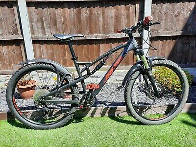Full suspension mountain bike 27.5